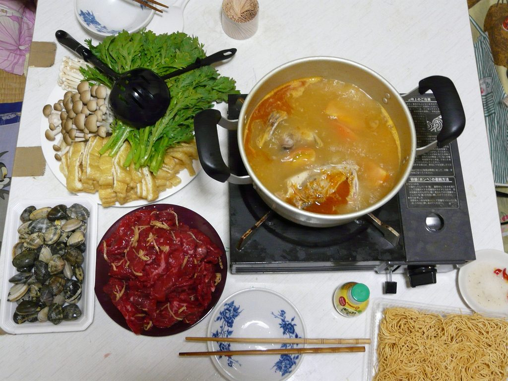 Lẩu - Vietnamese hot pot