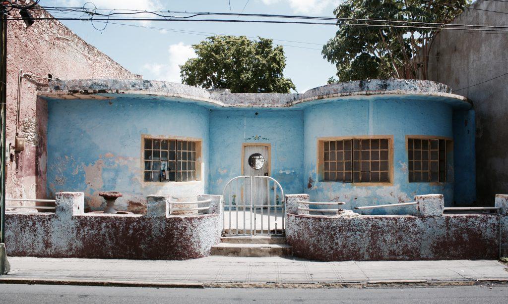 3 week itinerary Mexico